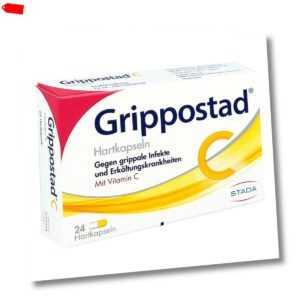 Grippostad C 24stk PZN 00571748