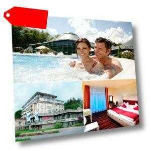 Wellness & Solemar Therme Bad Dürrheim Best Western Hotel Schwarzwald 3-6 Tage
