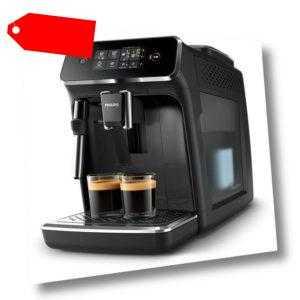 PHILIPS Kaffeevollautomat EP2221/40 Series 2200 Espressomaschine...