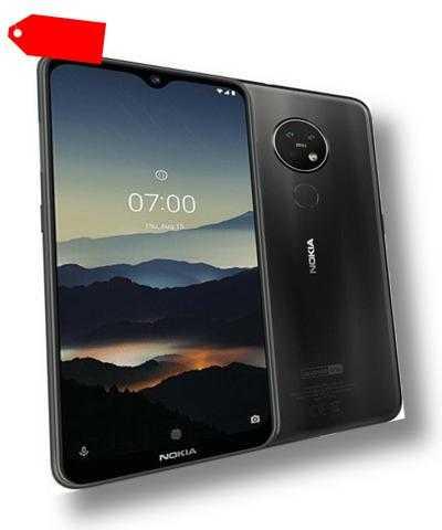 Nokia 7.2 Dual SIM Charcoal