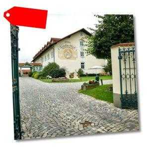 Erfurt 4* Hotel Linderhof Gutschein für 2 Personen Frühstück 2 bis 4 Nächte Ü/F