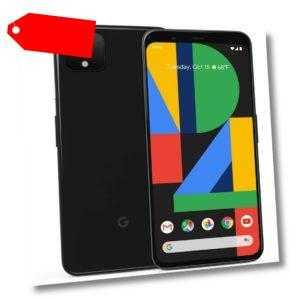 Google Pixel 4 64GB Just Black