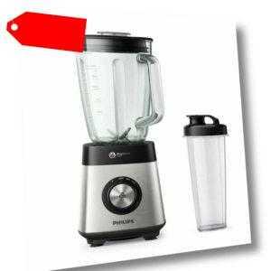 PHILIPS Series 5000 Standmixer HR3573/90 2-Liter Behälter 1000W