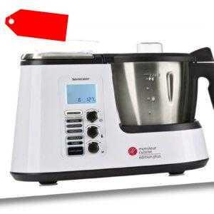 Monsieur Cuisine Küchenmaschine Édition Plus SKMK 1200 C3...
