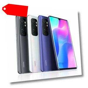 "Xiaomi Mi Note 10 Lite 6+64GB Smartphone Handy 6,47"" AMOLED..."