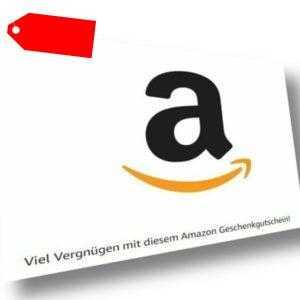 1,25€ Amazon Gutschein Gutscheincode Code Voucher Einkaufsgutschein