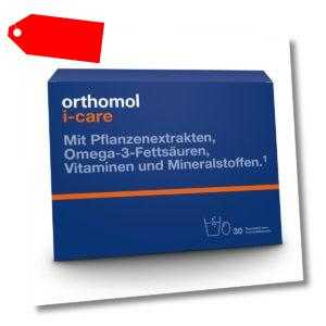 ORTHOMOL I-CARE Granulat/Kapseln 30 Stück PZN:05382064