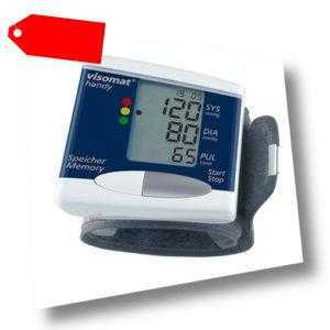 visomat handy Handgelenk Blutdruckmessgerät OVP v.med. Fachhändler