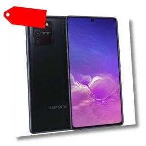 Samsung Galaxy S10 lite G770F prism-black 128GB DUAL-SIM 48...