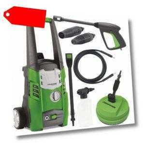 Cleancraft HDR-K 39-12 Hochdruckreiniger - 120 bar - 5,9kg - 390L pro Stunde