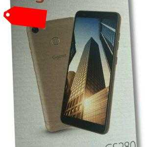 Gigaset GS280  Dual Sim Golden Topas LTE Wlan Whatsapp