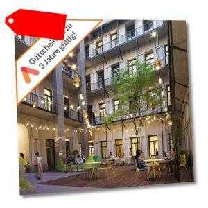 Städtereise Budapest Mitte Hotel für 2 Personen Gutschein Neueröffnung 2- 4 Tage