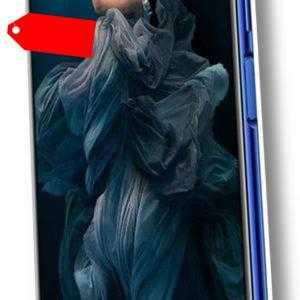"Honor 20 DualSim Sapphire Blau 128GB LTE Android Smarthphone 6,26"" 48 Megapixel"
