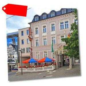 Kultururlaub Plauen Vogtland | 4Ü Wellnesshotel 2 Personen Frühstück | Top Deal