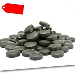 Spirulina Presslinge 1kg Spirulina Tabletten 4000 Stück ohne Zusätze
