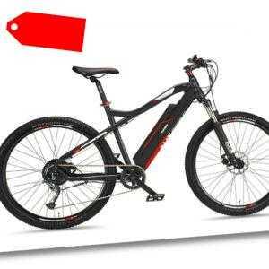 Telefunken E-Mountainbike M920 Aufsteiger Alu E-Bike Fahrrad 27,5 Zoll 9 Gang