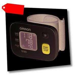 OMRON RS 2 Handgelenk Blutdruckmessgerät - PZN 13974956 - OVP v.med. Fachhändler