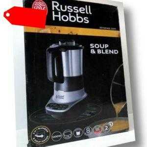 Russell Hobbs Standmixer mit Kochfunktion - Karton nicht...