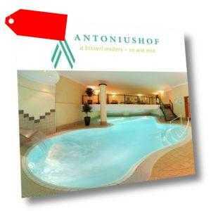 Wellness & Romantik Urlaub Bayern 4 Tage Kurzurlaub 4★ Wellneshotel Antoniushof