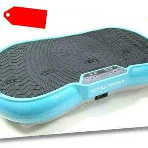 VITALmaxx Vibrationstrainer Vibrationsplatte 200W Hometrainer #2 *TOP*