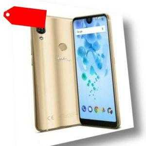 Wiko View 2 Pro smartphone 6 Zoll  64 GB, Dual Sim, 4 GB RAM Gold ...