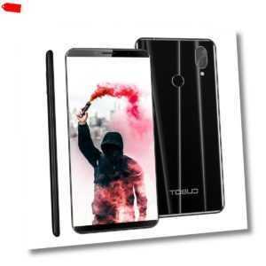 Android 9.0 CUBOT X19 Smartphone ohne Vertrag 4000mAh 4GB+64GB Schwarz Dual SIM