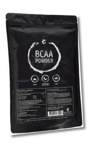 BCAA 2:1:1 - 500g 100% Reins PULVER: L-Leucin L-Valin L-Isoleucin Aminosäuren