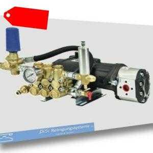 Hydraulikmotor Hochdruckreiniger Motor- Pumpeneinheit Mazzoni 210Bar
