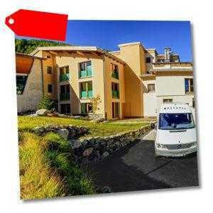 Reise Deal Val Müstair Schweiz 5T | 3* Hotel Gutschein 2P | Super Urlaub Angebot