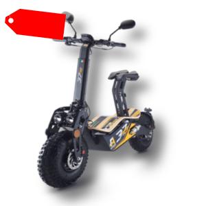 Elektro Roller Access Shade Sport 37 gelb Elektroroller...