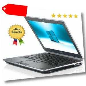 DELL NOTEBOOK LAPTOP  COREi5 2,0 GHz 4GB  DVD/CD-RW  WIFI   WIN10