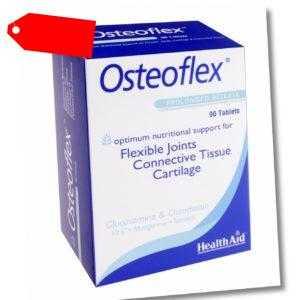 Health Aid Osteoflex (Glukosamin, Chondroitin, Vitamin C, Mangan