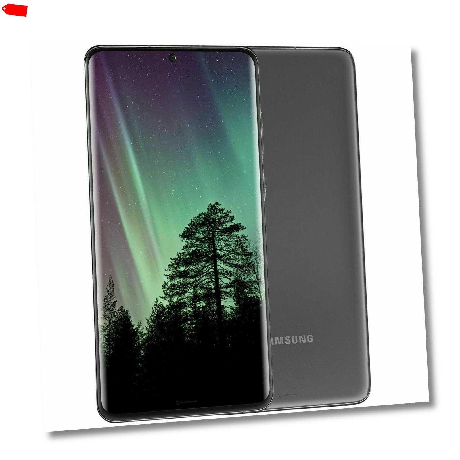 Samsung Galaxy S20 Plus 5G 128GB Cosmic Gray Grau Dual SIM S20+...