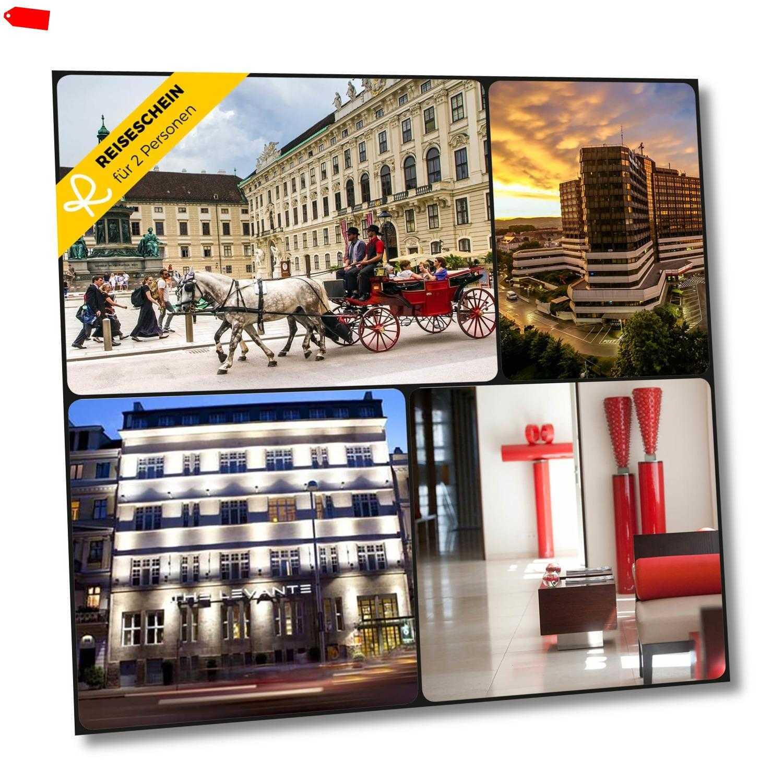 3 Tage 2 Personen Luxus 5★ Hotel The Levante Parliament Kurzreise Wochenende WOW