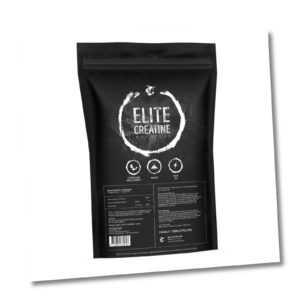 1000g / 1kg ELITE CREATIN MESH-200 - 100% Reines Creatin Monohydrat ultra fein