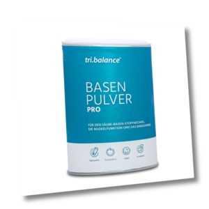 tri.balance - Basenpulver PRO - 300 g - vegan ( EUR 88,33/KG) + 2 wählb. Proben