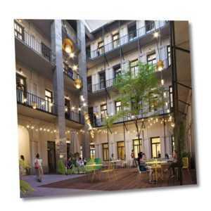Budapest Neueröffnung Gutschein zentrales A&O Hotel 2 Personen 1 bis 3 Nächte