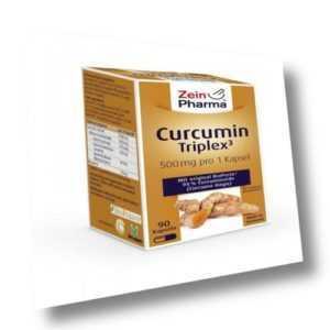 CURCUMIN-Triplex3 500 mg/Kap.95% Curcumin+BioPerin 90 St PZN 8768953