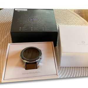 Amazfit GTR Stahl Smartwatch 47mm Wasserdicht Bluetooth GPS TOP