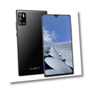 Cubot P40 Android 10 Handy Ohne Vertrag 4GB+128GB NFC Quad-core Dual SIM 4G 20MP
