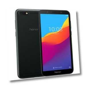 Huawei Honor 7s Schwarz DUA-L22 Dual Sim + MicroSD LTE Android...
