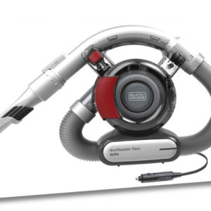 Black+Decker Dustbuster Flexi PD1200AV Autostaubsauger 12V Beutellos 560 ml