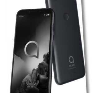 ALCATEL 1S 5024D 2019 DualSim schwarz 32GB LTE Android Smartphone...