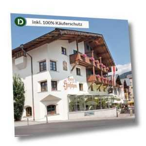 Salzburger Land 8 Tage Zell am See Reise Hotel zum Hirschen Halbpension