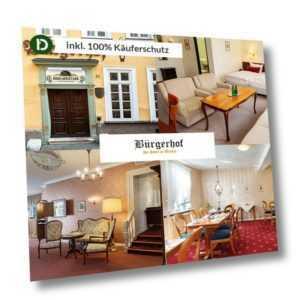 6 Tage Urlaub im Hotel Bürgerhof Wetzlar in Wetzlar mit Frühstück