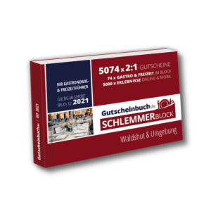 Gutscheinbuch.de Schlemmerblock Waldshut & Umgebung 2021