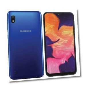 Samsung Galaxy A10 SM-A105FN/DS - 32GB - Blau (Ohne Simlock)...