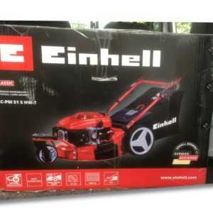 EINHELL GC-PM51 S HW-T Benzin-Rasenmäher Benzinmäher Motormäher Rasentrimmer NEU