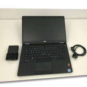 DELL Latitude E5470 Core i5-6440HQ 2,60GHz, 256GB SSD, FHD Touchscreen, 4G LTE