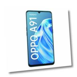 Oppo A91 8GB RAM 128GB - Blue 6,4 Zoll Android Smartphone Handy...